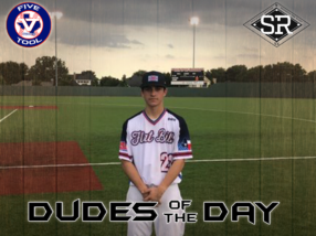 Dylan Booth, Dude of the Day, June 1, 2019