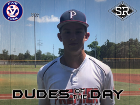 Josh Hill, Dude of the Day, June 11-12, 2019