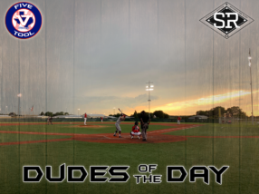 Dudes of the Day/Game Stories: Five Tool Texas Houston Regional (Thursday, June 6)