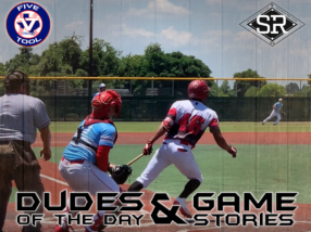 Dudes of the Day/Game Stories: Five Tool Texas 2019 AABC World Series Qualifier Houston (Tuesday, June 11 – Wednesday June 12)