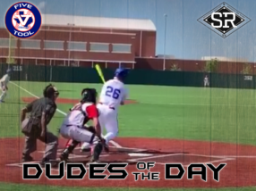 Hunter Reid, Dude of the Day, May 31, 2019