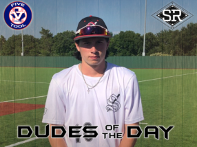 Jackson Lentz, Dude of the Day, May 31, 2019