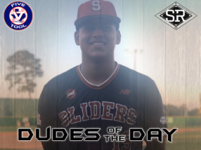 Jacob Sanchez, Dude of the Day, June 14, 2019