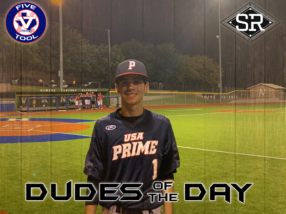 Wyatt Treadwell, Dude of the Day, May 31, 2019