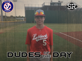Karson Leatherwood, Dude of the Day, June 22, 2019