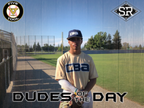 Jordan Lewis, Dude of the Day, June 15, 2019