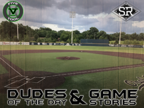 Dudes of the Day/Game Stories: Five Tool Midwest Route 66 Championships (Saturday, June 15)