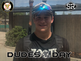 Cole Muriga, Dude of the Day, June 24, 2019