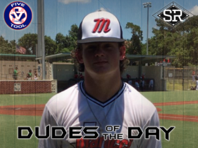 Judson Mixon, Dude of the Day, June 7, 2019