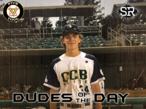 PK Walsh, Dude of the Day, June 22, 2019
