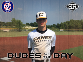 Chase Polk, Dude of the Day, June 20, 2019