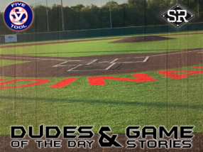 Dudes of the Day/Game Stories: Five Tool South Texas Regional (Saturday, June 8)