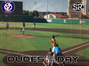 Dudes of the Day/Game Stories: Five Tool South Texas Regional (Thursday, June 6)
