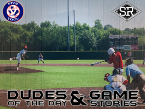 Dudes of the Day/Game Stories: Five Tool South Texas Regional (Sunday, June 9)