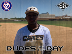 Roman Salazar, Dude of the Day, June 8, 2019