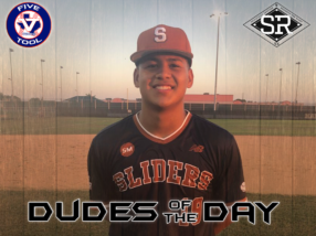 Jacob Sanchez, Dude of the Day, June 8, 2019