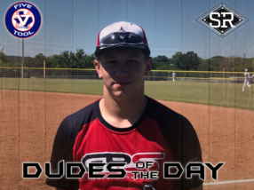 Kaden Schimank, Dude of the Day, June 6, 2019