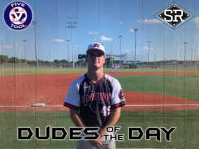 Hunter Smith, Dude of the Day, June 8, 2019
