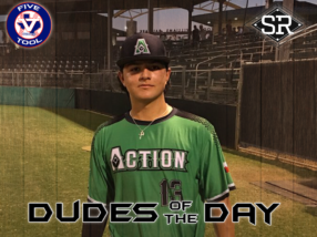 Danny Valadez, Dude of the Day, June 20, 2019