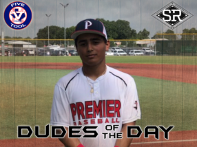 Azais Garza, Dude of the Day, June 28