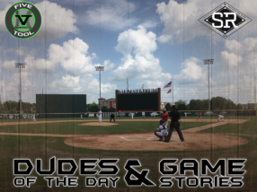 SR Bats Dudes of the Day/Game Stories: Five Tool Midwest 15U/16U Blue Chip Championships Qualifier Arkansas/OSU (Friday, June 28)