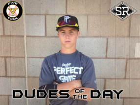 Chase Weissenborn, Dude of the Day, June 14, 2019