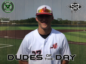 Trey Degarmo, Dude of the Day, June 22, 2019