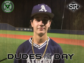 Caden Hare, Dude of the Day, June 29