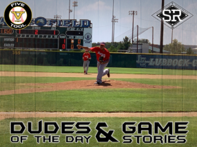 SR Bats Dudes of the Day/Game Stories: Five Tool West 14U/15U Championships (Friday, June 28)