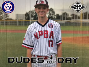 Dylan Kerbow, Dude of the Day, June 29