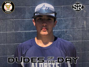 Jared Esparza, Dude of the Day, June 14, 2019