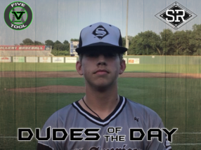 Gabe Sutterfield, Dude of the Day, June 28