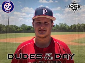 Dawson Grissom, Dude of the Day, June 13, 2019