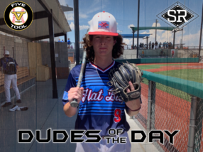 Hayden Smith, Dude of the Day, June 28