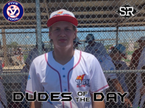 Will Johnson, Dude of the Day, June 8, 2019