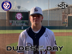 Josh Stewart, Dude of the Day, June 28