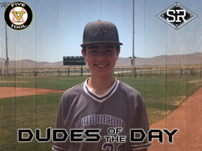 Ty Mancha, Dude of the Day, June 14, 2019