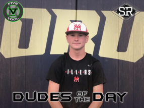 Parker Means, Dude of the Day, June 14, 2019