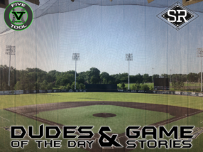Dudes of the Day/Game Stories: Five Tool Midwest Oklahoma Championships (Thursday, June 27)