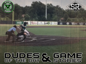 Dudes of the Day/Game Stories: Five Tool Midwest Route 66 Championships (Friday, June 14)