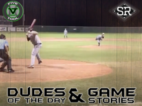 SR Bats Dudes of the Day/Games Stories: Five Tool Midwest Oklahoma Championships (Saturday, June 29)