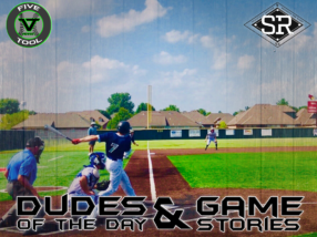 SR Bats Dudes of the Day/Game Stories: Five Tool Midwest Oklahoma Championships (Friday, June 28)