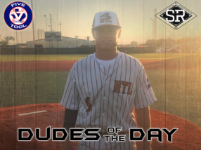 Scout Sanders, Dude of the Day, June 13 – 16, 2019