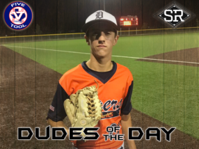Preston Tabor, Dude of the Day, June 20, 2019