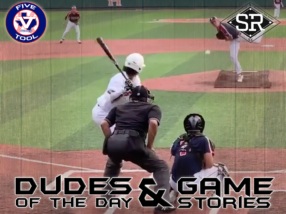 SR Bats Dudes of the Day/Game Stories: Five Tool Texas Houston (Saturday, June 29)