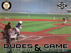 SR Bats Dudes of the Day/Game Stories: Five Tool West Duke City Championships (Friday, June 28)