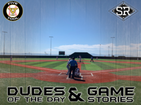 SR Bats Dudes of the Day/Game Stories: Five Tool West Duke City Championships (Saturday, June 29)
