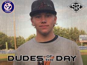 Camden Allen, Dude of the Day, July 7, 2019