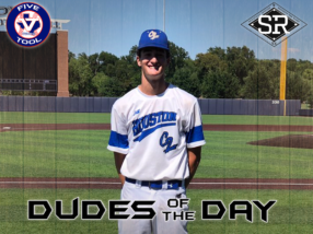 Cole Beddingfield, Dude of the Day, July 12, 2019