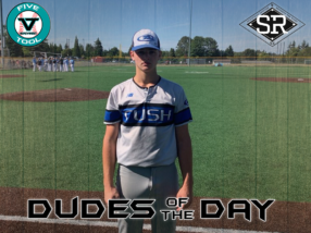 Thomas Blahous, Dude of the Day, July 20, 2019
